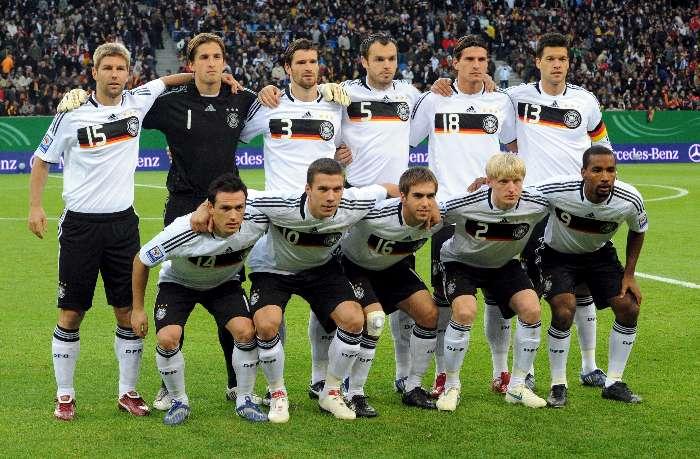 b99601a6df910 A seleção alemã de futebol está cotada como a melhor no ranking da FIFA e Portugal  quedou-se para o quarto lugar