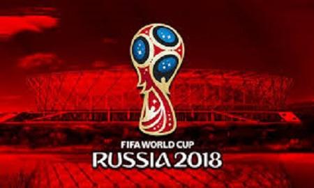Resultado de imagen de Cartazes do Mundial de Futebol Rússia 2018